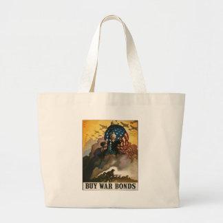 Uncle Sam World War 2 Bag