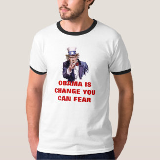 UNCLE SAMS SAYS - Customized T-Shirt