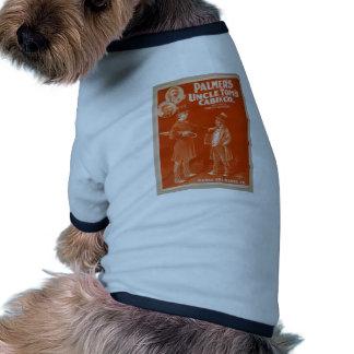 Uncle Tom's Cabin, 'Marks SR and Marks JR' Vintage Dog Tshirt
