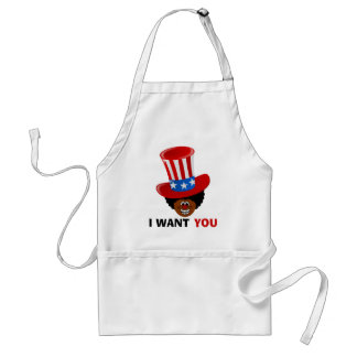 Uncle Willie Wants You Aprons