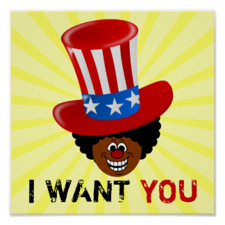 Uncle Willie Wants You Poster