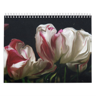 uncommon flower images calendars