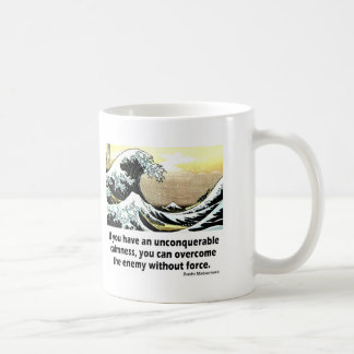 Unconquerable Calmness Coffee Mug