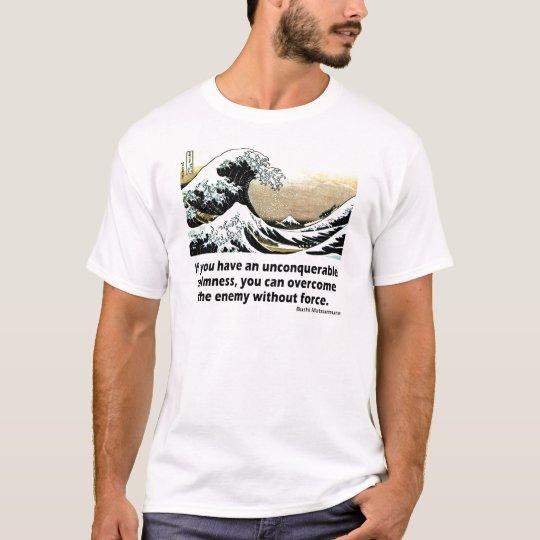 Unconquerable Calmness T-Shirt