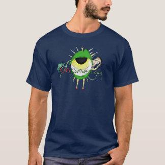 """""""Unconventional"""" Logo Dark T-Shirt"""