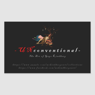 UNconventional Sticker - June 2017