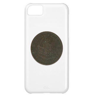 Undated Civil War Token Cover For iPhone 5C