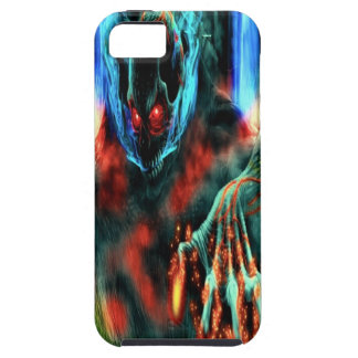Undead Evil Skeleton iPhone 5 Cover