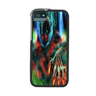 Undead Evil Skeleton Craft iPhone 5C Case iPhone 5 Covers