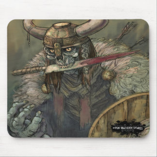 Undead of the North Mousepad