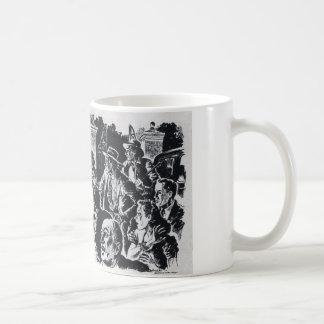 Undead Rising Basic White Mug