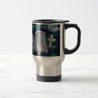 Undead skeleton hand grave mugs