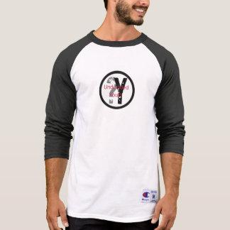 Undecided Youth Men's 3/4 Sleeve Raglan T-Shirt