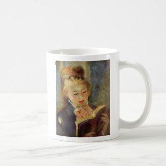 undefined basic white mug