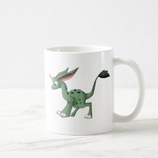 Undefined Creature w/ Unicorn Horn Coffee Mug