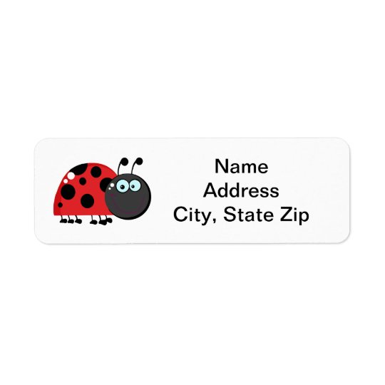 undefined return address label