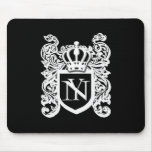 undeNYable crest mouse pad