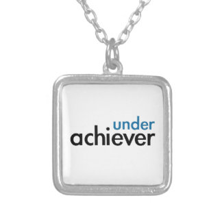 Under Achiever blue light special Jewelry