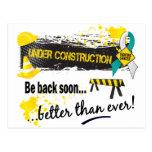 Under Construction Cervical Cancer