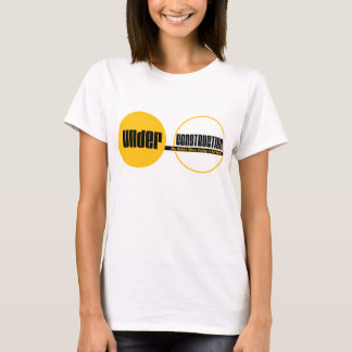 Under Construction Masectomy Recovery T-shirt