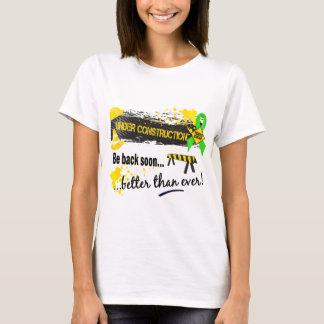 Under Construction Non-Hodgkin's Lymphoma T-Shirt