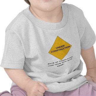 Under Construction Tee Shirts