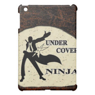 UNDER COVER NINJA COVER FOR THE iPad MINI