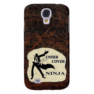 UNDER COVER NINJA GALAXY S4 CASES