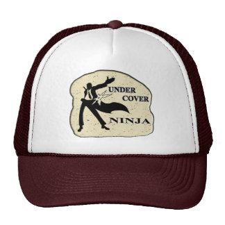UNDER COVER NINJA HATS