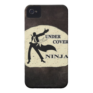 UNDER COVER NINJA iPhone 4 COVERS