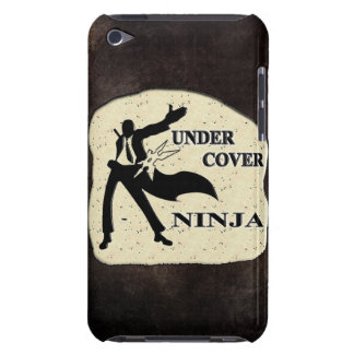 UNDER COVER NINJA iPod TOUCH CASE