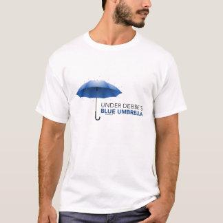 Under Debbie's Blue Umbrella T-Shirt