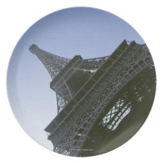 Under Eiffel Tower Plate