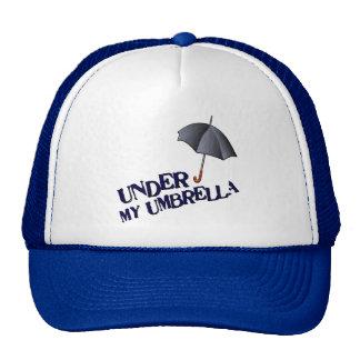 Under My Umbrella-Hat Cap