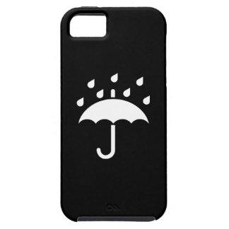 Under My Umbrella Pictogram iPhone 5 Case