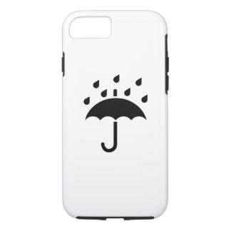 Under My Umbrella Pictogram iPhone 7 Case