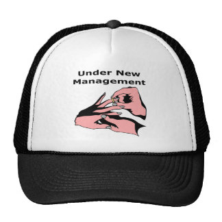 Under New Management Cap