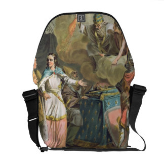 Under Philippe le Bel (1268-1312) the State of Tie Courier Bags