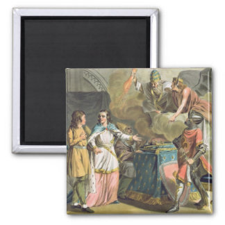 Under Philippe le Bel (1268-1312) the State of Tie Refrigerator Magnets