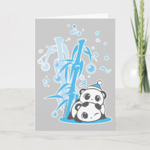 Under the Bamboo Tree Card