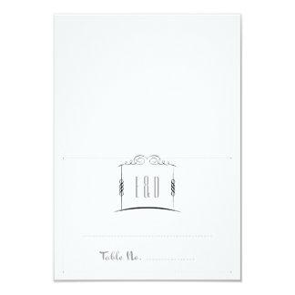 Under the Chuppah Jewish Wedding Escort Card 9 Cm X 13 Cm Invitation Card