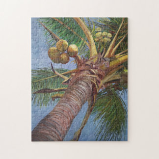Under the Coconut Tree Puzzle