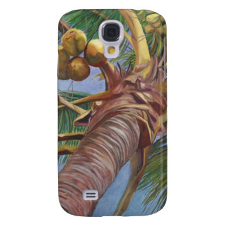 Under the Coconut Tree Samsung Galaxy S4 Covers
