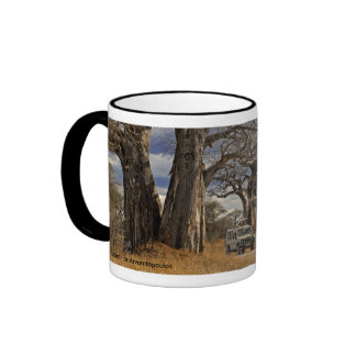 Under the giant Baobabs Mug