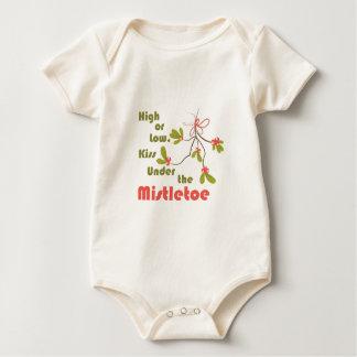 Under The Mistletoe Bodysuits