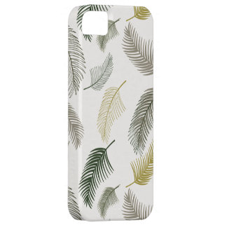 Under the palm trees barely there iPhone 5 case