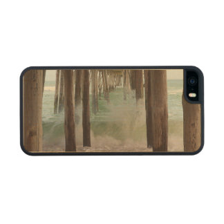 Under The Pier Carved® Maple iPhone 5 Case