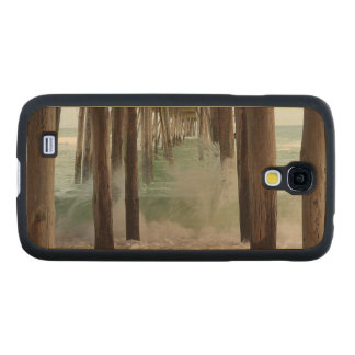 Under The Pier Carved® Maple Galaxy S4 Slim Case