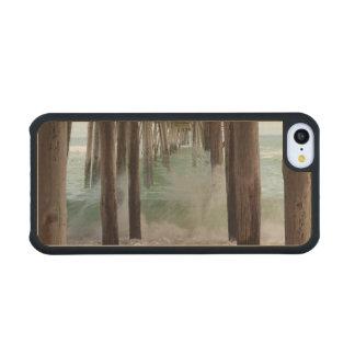 Under The Pier Carved® Maple iPhone 5C Slim Case