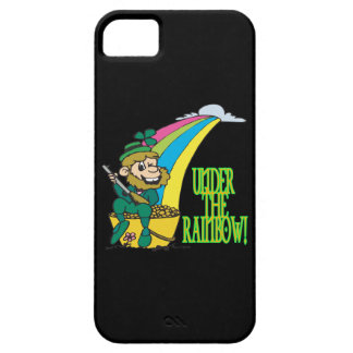 Under The Rainbow Barely There iPhone 5 Case